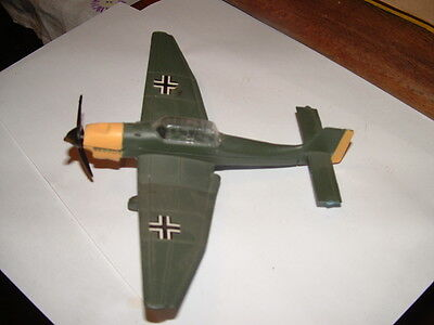vintage dinky toys Stuka  In unplayed Condition