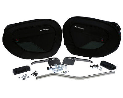 Saddlebag Set H Blaze. KTM 1290 Super Duke R (14-).