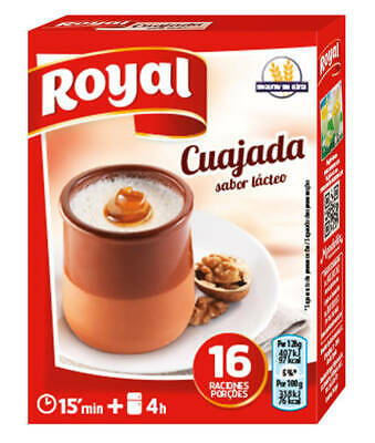1 PACKET - TRADITIONAL SPANISH - CUAJADA - 48 g x 16 SERVINGS - NEW