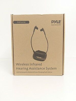 PYLE Wireless Infrared Hearing Assistance System PHPHA56 (1-5)