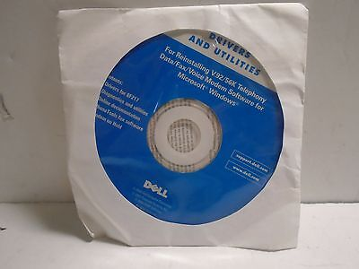 Dell Drivers And Utilities CD  ID165269-DD601