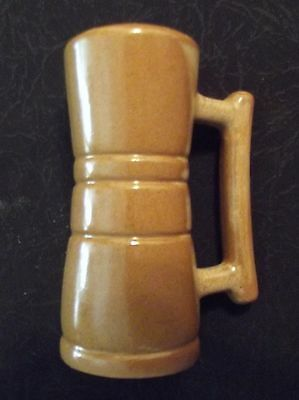 Frankoma Pepper Shaker--with-handle--good condition