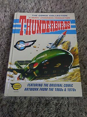 Gerry Anderson Thunderbirds The Comic Collection HB