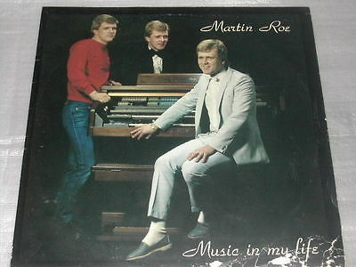 Martin Roe Music In My Life LP Good/Good