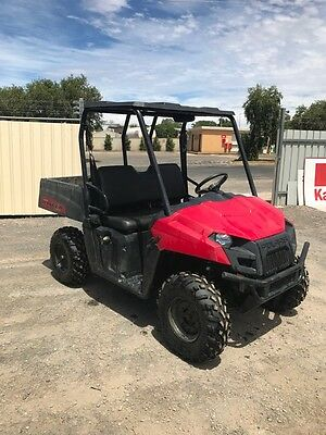 Polaris Ranger 400 Side By Side Rollover Protection Rops 4X4