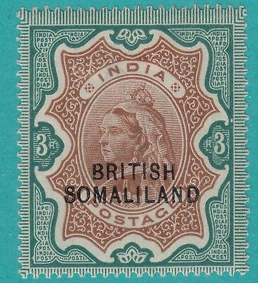 Somaliland Protectorate 18  No Faults  Mint Hinged Og* Very Fine !