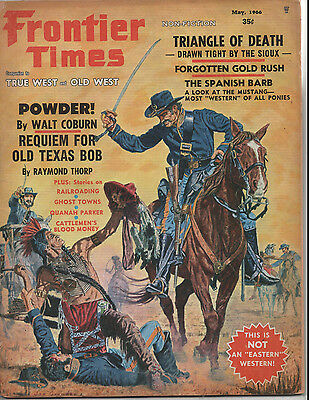 Frontier Times May 1966
