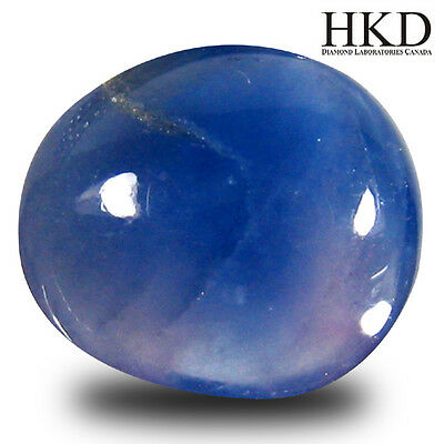 HACKMANITE NATURAL MINED STONE RARE WITH HKD AUTHENTICATION  3.72Ct  MF4867