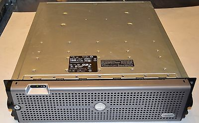 Dell PowerVault MD3000 Disk Array W/ 15 x 500 GB SATA 7.2k HDD