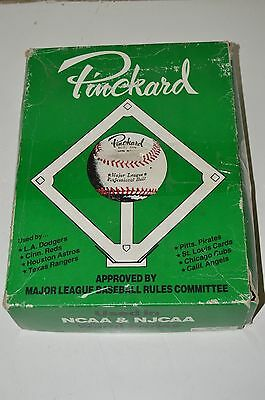 Vintage Pinckard MLB Major League Professional Baseball Mickey Mantle BOX ONLY