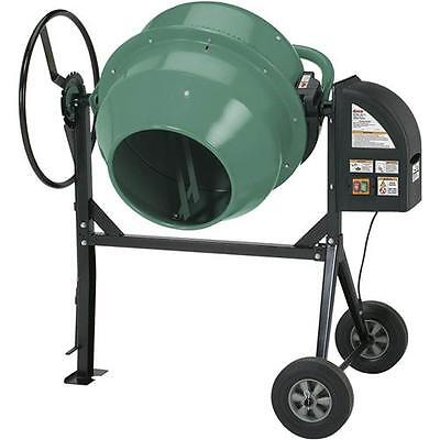 H8172 Grizzly 47 Gallon Heavy-Duty Cement Mixer