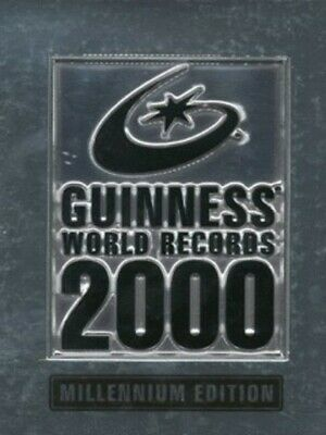 Guinness world records 2000 (Hardback)