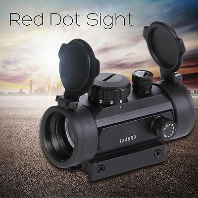 Nice Holographic Reflex Red Green Dot Sight Laser Scope For Rifle Picatinny Rail