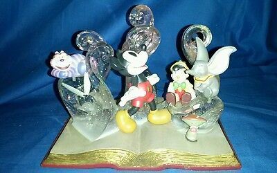 Disney 75 Years Of Love And Laughter Resin Figurine