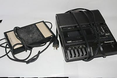 Panasonic Business Equipment Rr-830 Dictatition With Rp-2692