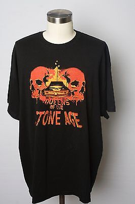 Queens of the Stone Age Duluth Tour 2007 T Shirt 2XL XXL NEW!