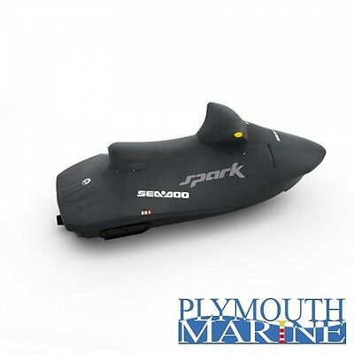 Seadoo Cover 2 up spark cover with adjustable riser