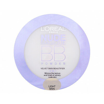 L'oreal Nude Magique Bb Powder Light Skin