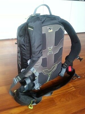 Salewa Verbier 26 Pro ABS Rucksack Backpack Avalanche with 2 steel cartridges