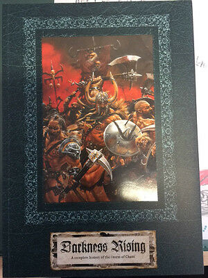 Darkness Rising Black Library book Buch RARE 2005