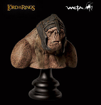 The Lord Of The Rings : Siege Tower Troll Maquette Weta