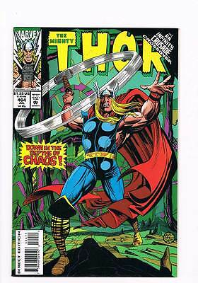 Thor # 464 Blessed Obedience ! grade - 9.0 scarce book !!