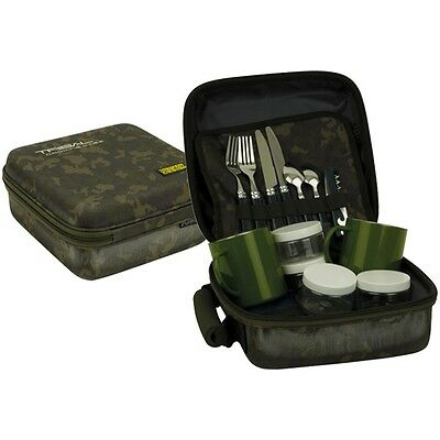 Shimano NEW Tribal XTR Cooking Case Camo Fishing Luggage - SHTRXTR18
