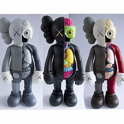 Kaws Dissected Companion style Figure Toy - Original Fake