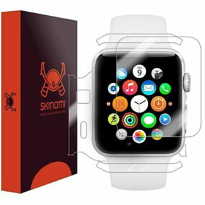 Skinomi Full Body - Schutzfolie für Apple Watch Serie 2 42mm