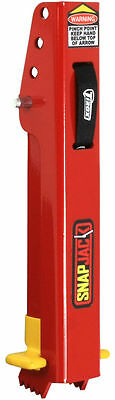Tirox Snap-Jack Motorbike Lift Ideal For Chain & Wheel Cleaner Flolding Stand
