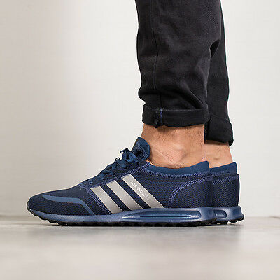 Scarpe Uomo Sneakers Adidas Originals Los Angeles [Bb1128]