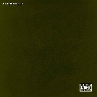 Kendrick Lamar Untitled Unmastered New Sealed Vinyl Lp In Stock