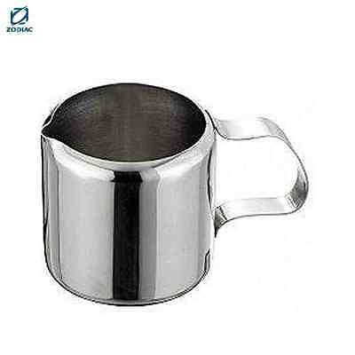 SUNNEX 10oz STAINLESS STEEL TEA COFFEE MILK JUG WITH HANDLE