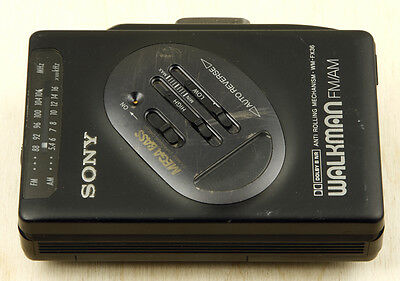 Sony FX-36 Walkman AM/FM Stereo Radio Cassette Player Made in Japan