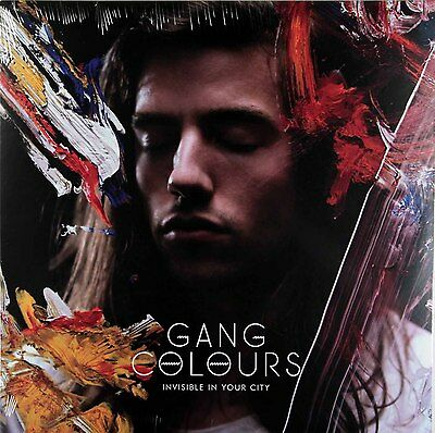 Gang Colours - Invisible In Your (Vinyl LP) New & Sealed