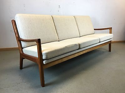 Canapé daybed scandinave année 60 OLE WANSCHER Sofa Danish 60's