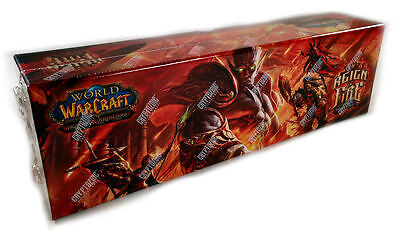 Wow Tcg Reign Of Fire Epic Collection Sealed (Spectral Tiger Loot*)