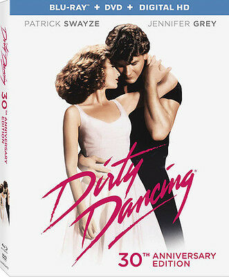 Dirty Dancing: 30th Anniversary (2017, Blu-ray New)