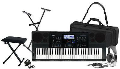 CASIO CTK-6200 High-Performance Deluxe Bundle