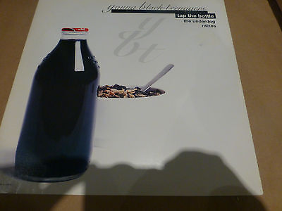 "Young Black Teenagers - Tap The Bottle (12"" Vinyl Record) RARE Hip Hop/Rap"