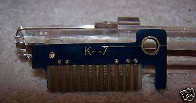 **LOOK** Snap On MT2500 Scanner Personality Key K-7