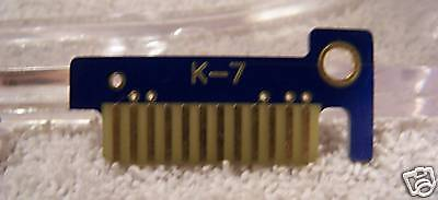 **NEW** Snap On MT2500 Scanner Personality Key K-7