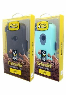 "Otterbox Defender Series case for Google Pixel XL 5.5"" with Holster New oem"