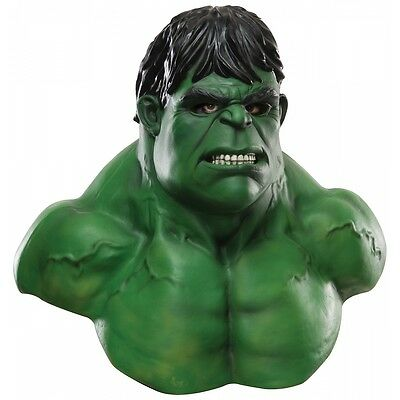 Deluxe Hulk Mask Costume Mask Adult The Hulk Halloween