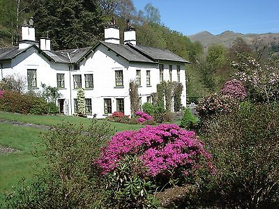 FoxGhyll Country House B&B - Hotel, Lake District Ambleside Cumbria Holiday