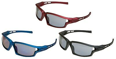 ACCLAIM A1 Running Sports Sunglasses Plastic Frame Vented Polycarbonate Lens