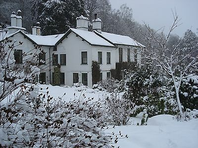 Fox Ghyll Country House B&B - Guest House Rydal Ambleside Lake District Holiday