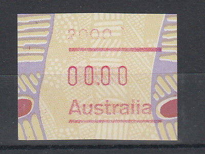 1999 Tiwi Frama Variety: 00.00 value.Postcode:2000 MNH/MUH scarce and high ret.