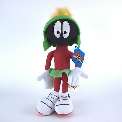 MARVIN THE MARTIAN   11 in. Plush   With Tag   Looney Tunes   Ganz   USA Seller
