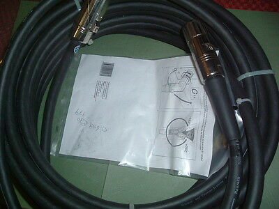 Bosch Rexroth 0 608 830 179 Cable .....spindle Cable.....0608830179........new